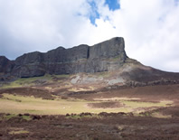The Sgurr on the Isle of Eigg